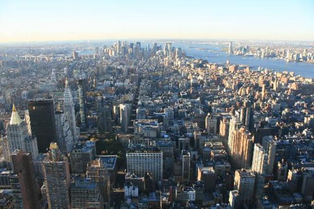 Move to New York City