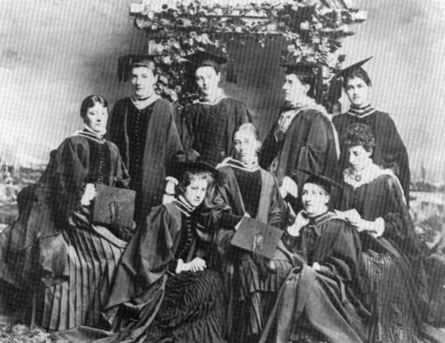 Royal University Act. Higher education for women.