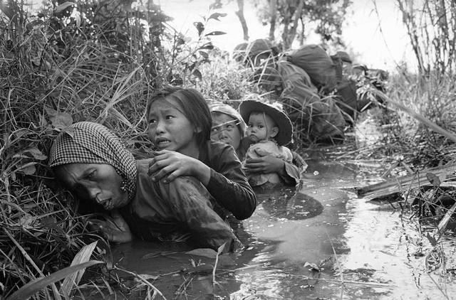 North Vietnam launches assault on South Vietnam