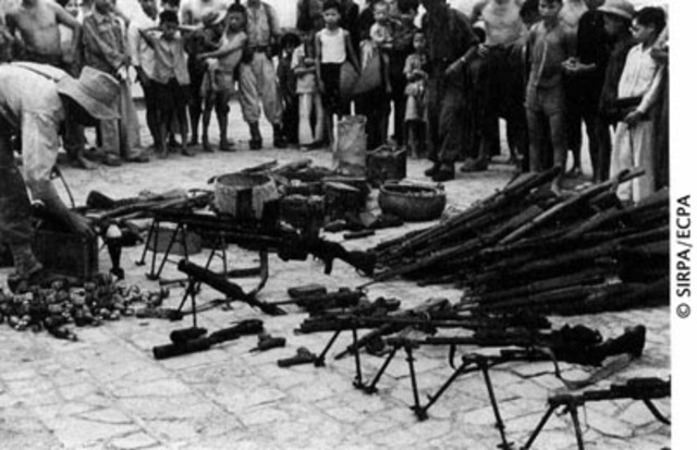 South Vietnam declares itself the Republic of Vietnam