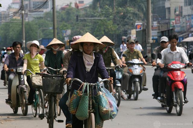 The Socialist Republic of Vietnam