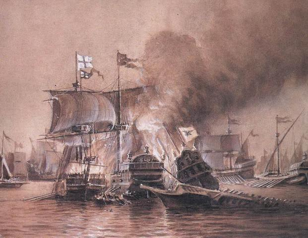 The Second Ottoman War
