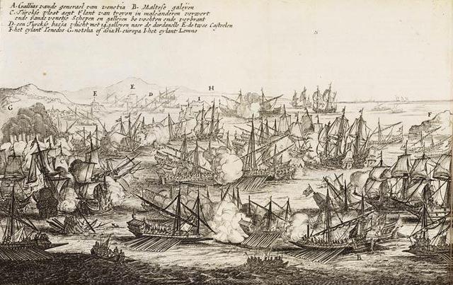 The Cretan War