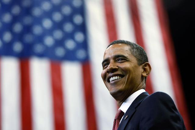 Primer presidente de tez negra en EEUU