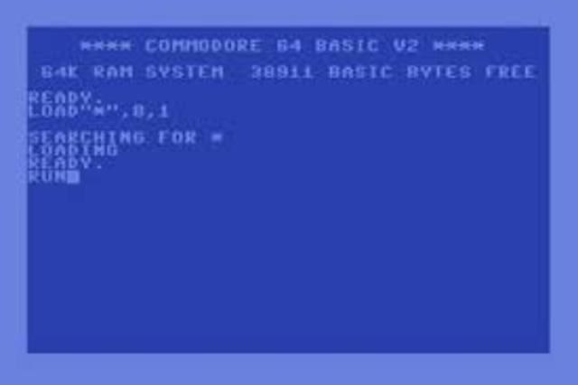 Commodore 64 released