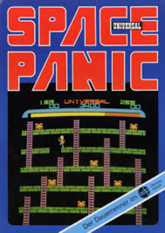 Space Panic released