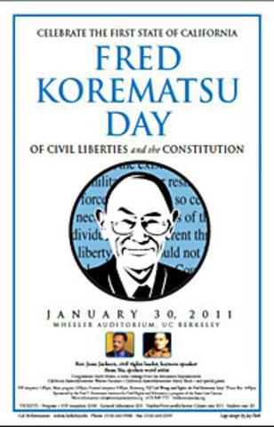 Fred Korematsu Day