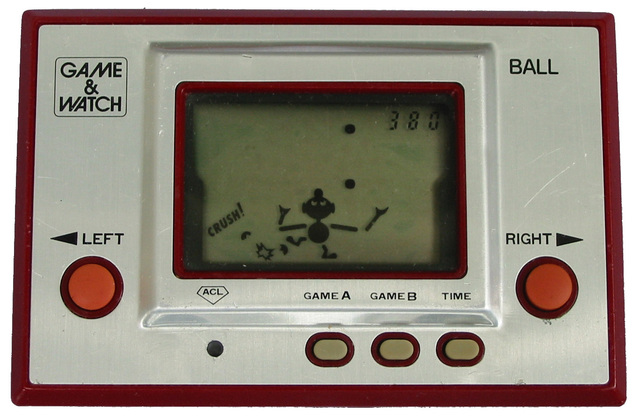 Game and Watch cocoles released