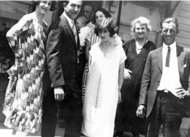 Walt Marries Lillian Bounds