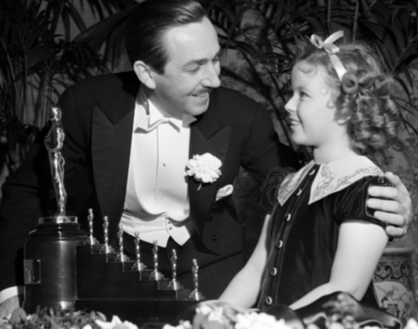 Walt Wins Two Academy Awards