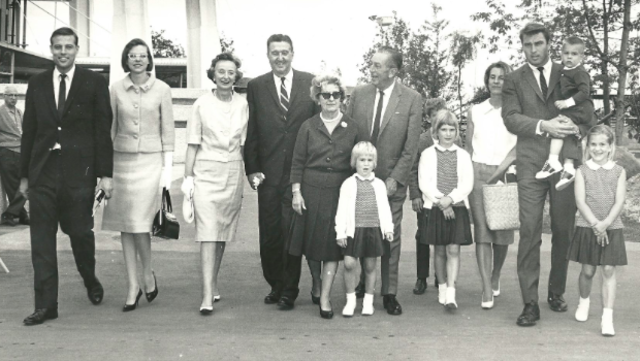 Disney Family Goes on Cruise to Brittish Columbia