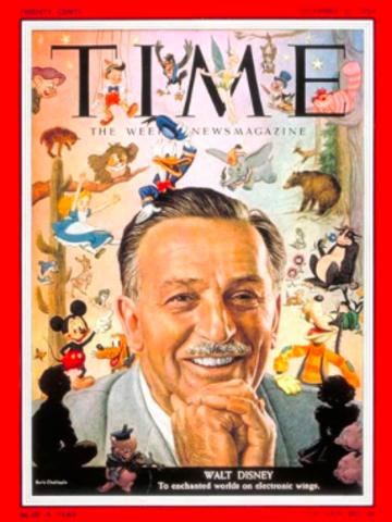 Walt Disney Passed Away