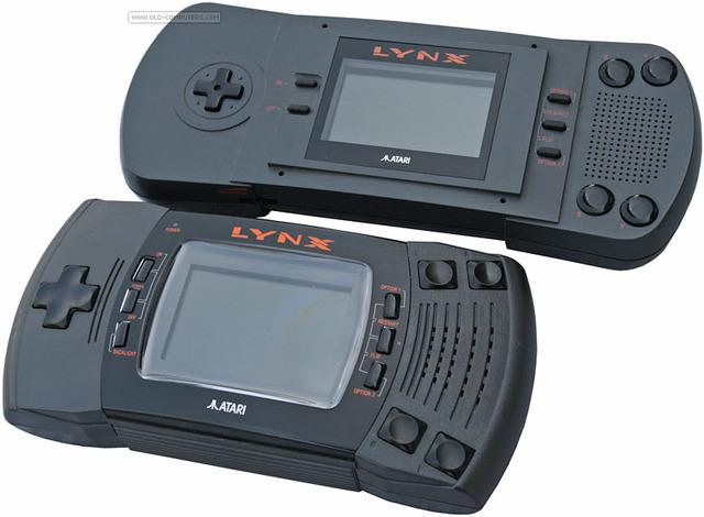 Atari Lynx released