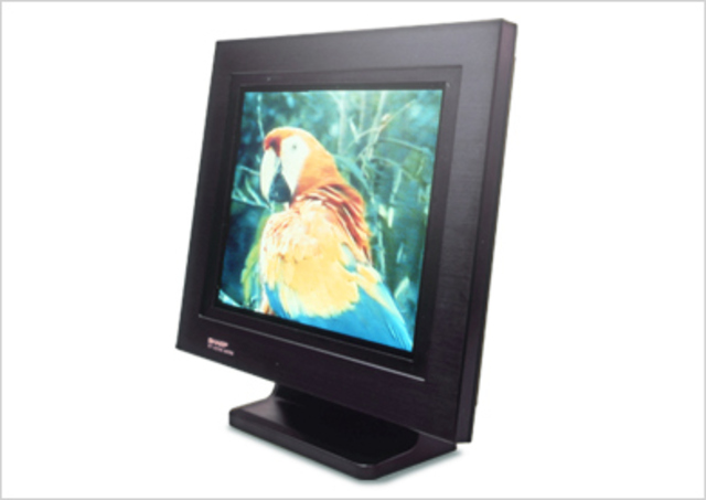 First commercially sold LCD television