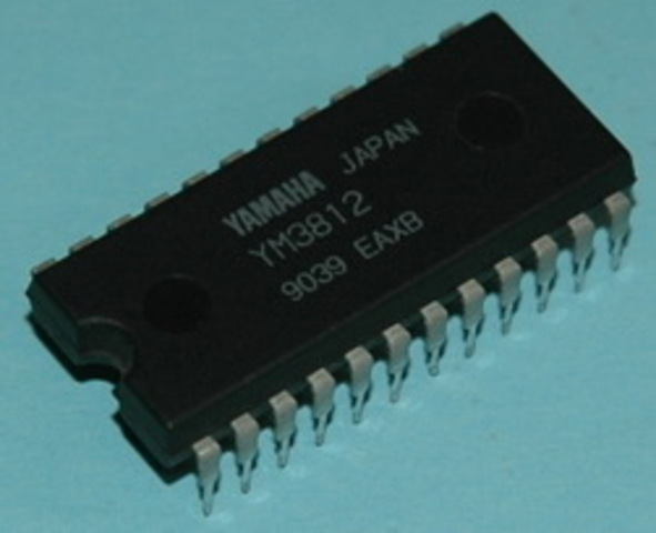 Yamaha YM3812 sound card released for IBM computer systems