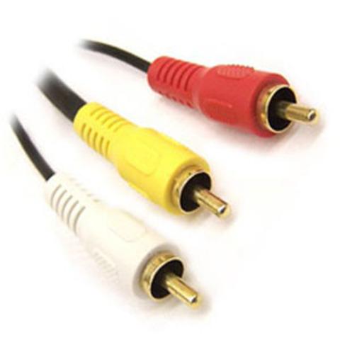 RCA / AV sound cables created