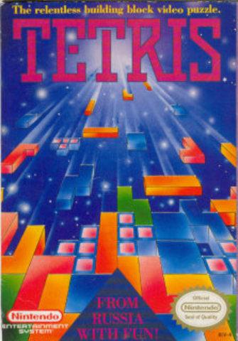 Tetris Created