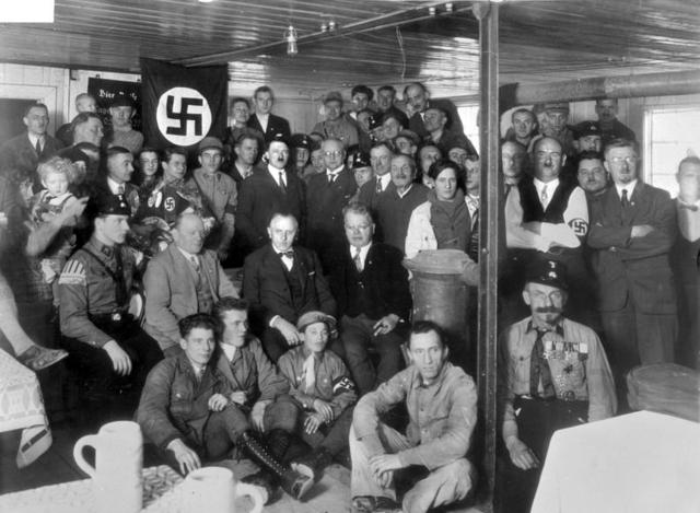 NSDAP Party Relaunch