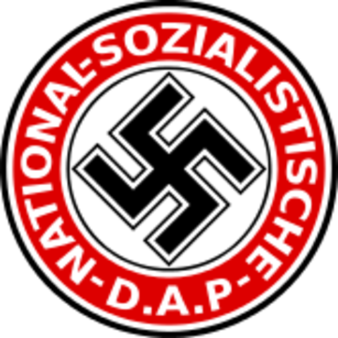 DAP becomes NSDAP