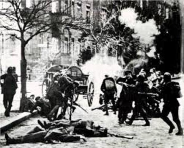 Spartacist Uprising