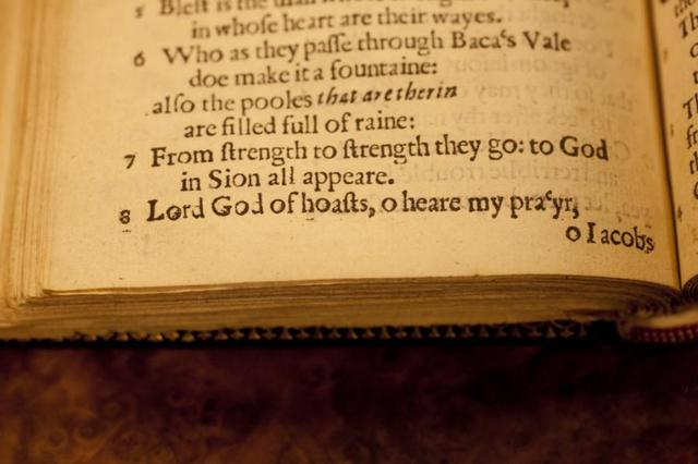"""Bay Psalm Book"""