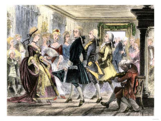 Popularity of dancing increases
