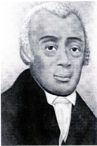 """Rev. Richard Allen compiled """"A Collection of Spiritual Songs and Hymns"""""""