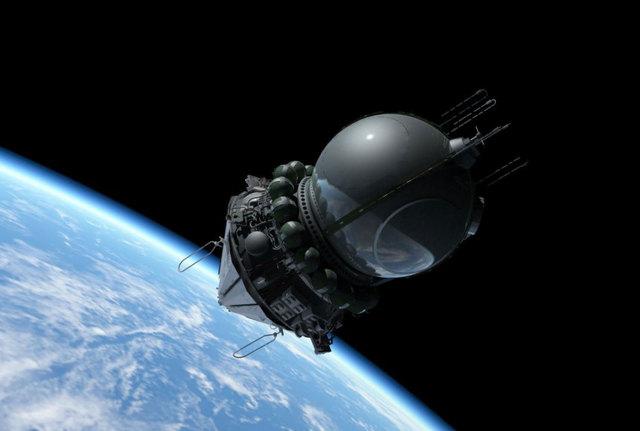 First manned spacecraft