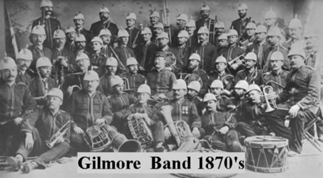 """""""Gilmore's Band"""" founded"""