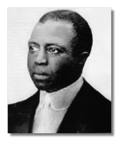 Scott Joplin beomes the most famous and popular ragtime composer