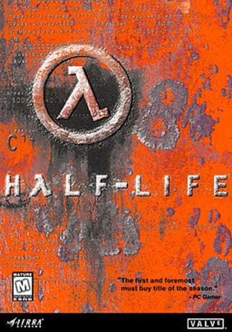 Half Life released