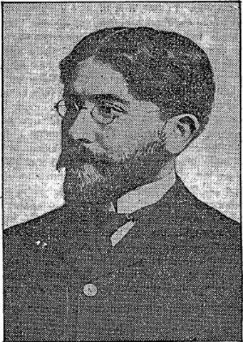 Samson Benderly Heads Bureau of Jewish Education of NY
