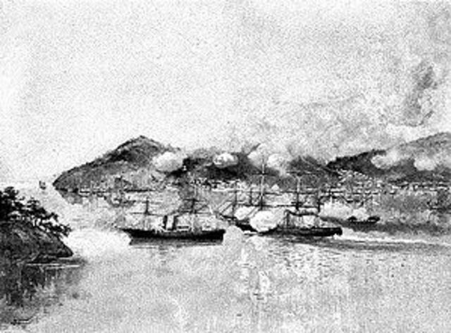 Bombing of Choshu