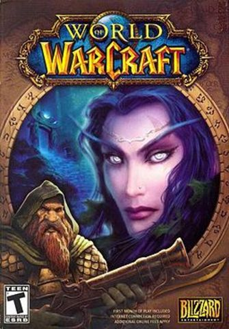 World of Wrcraft released