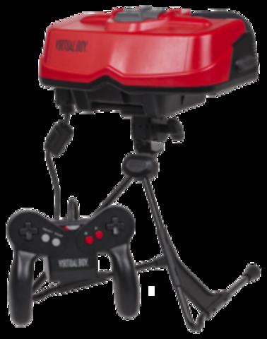 Nintendo Virtual boy released