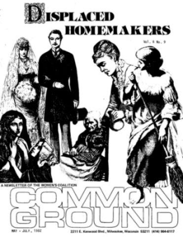 Displaced Homemakers Project in 1978