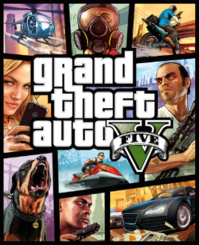 Grand Theft Auto V Released