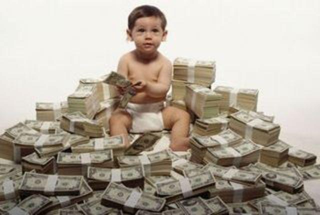 The Cost of Having Children Rising