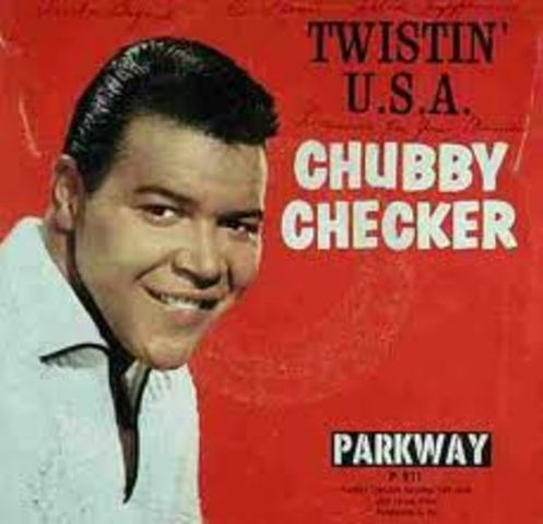Nuevos Bailes, Chubby Cheker