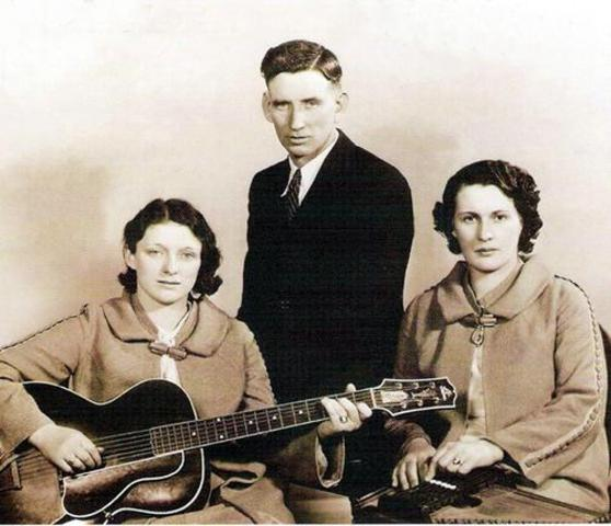 Carter Family begins recording their brand folk