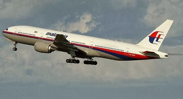 First Post Of Maylasain Airlines Missing MH370