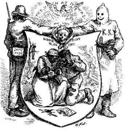 1870s' 14th and 15th Amendment Cases