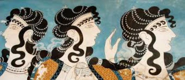 Beginning of the Minoan Society