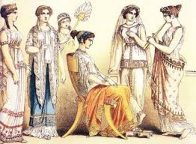 Mycenaean Power Rises