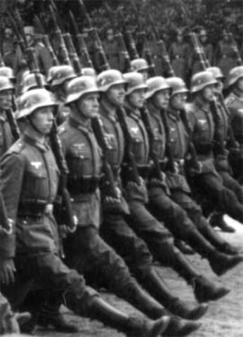 Poland falls to Germany