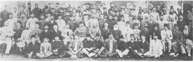 Muslim League was created