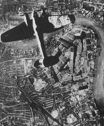The Beginning of the London Blitz