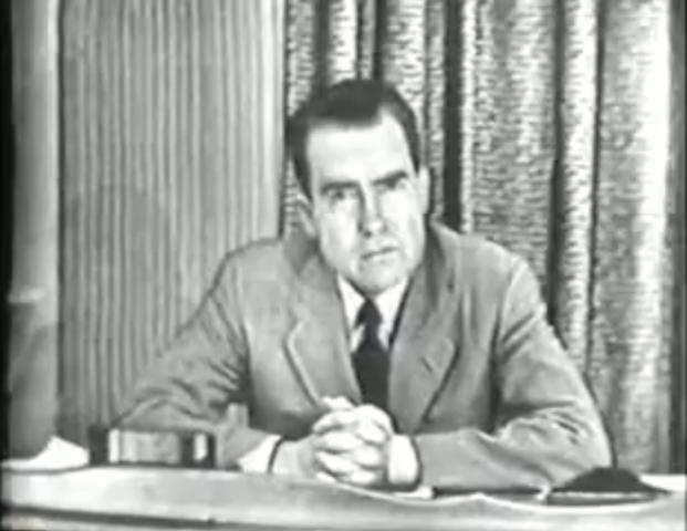 Nixon's Second Watergate Speech