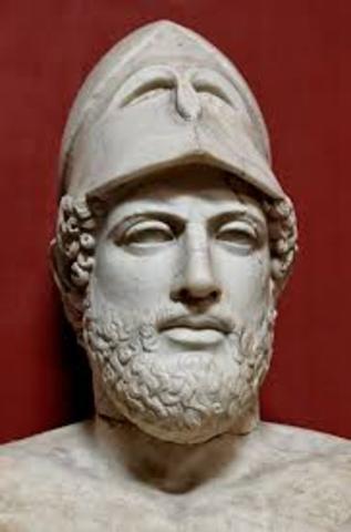 Pericles, True Democrat