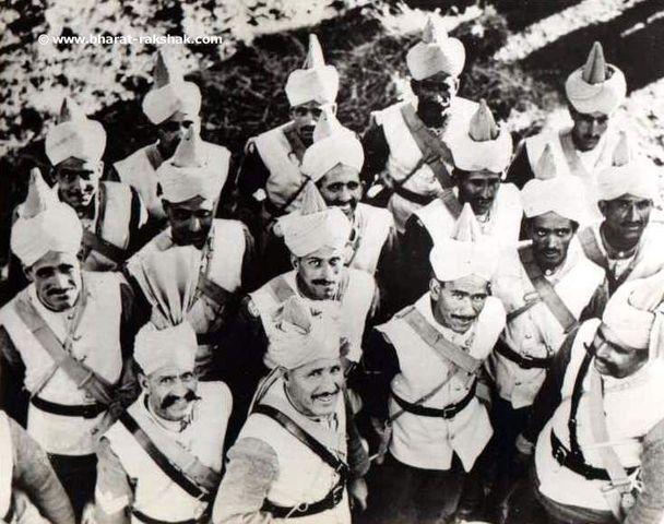 India in WW2